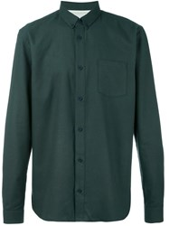 Won Hundred 'Lester' Bomber Jacket Green