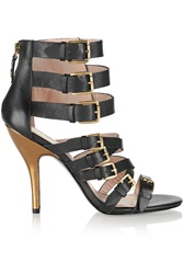 Vivienne Westwood Buckled Leather Sandals