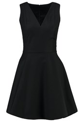 Sisley Summer Dress Black