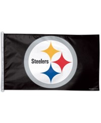Wincraft Pittsburgh Steelers Flag Team Color