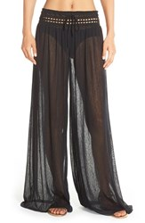 Women's Robin Piccone 'Sophia' Mesh Cover Up Pants