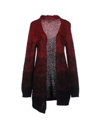 Jijil Knitwear Cardigans Women Brick Red