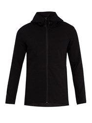 Peak Performance Hooded Technical Jacket Black