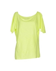 9.2 By Carlo Chionna T Shirts Light Green