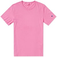 Champion Reverse Weave Classic Tee Pink