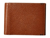 Lodis Stephanie Under Lock Key Small Billfold Chestnut Bill Fold Wallet Brown