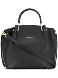 Lancaster Slouchy Tote Bag Black