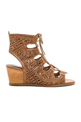 Dolce Vita Lamont Wedge Brown