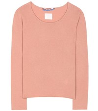 81 Hours Carnabi Cashmere Sweater Pink
