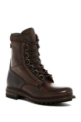 George Brown Wright Tall Lace Up Boot Brown