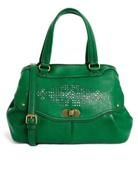 Nica Scarlet Shoulder Bag Racinggreen