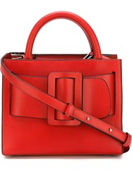 Boyy 'Bobby' Tote Bag Red