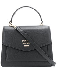 Dkny Minimal Shoulder Bag Black