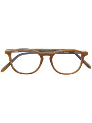 Ralph Vaessen Hein Glasses Brown