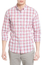 Bonobos Men's Summerweight Slim Fit Plaid Sport Shirt