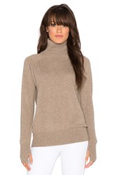 Line Lyle Turtleneck Sweater Taupe