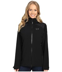 Mountain Hardwear Torzonic Jacket Black Women's Coat
