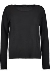 James Perse Cashmere Sweater Black