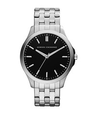 Armani Exchange Mens Stainless Steel Bracelet Watch Silver