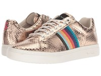 Paul Smith Lapin Sneaker Gold Shoes