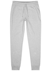 Moncler Light Grey Cotton Jogging Trousers