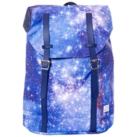 Spiral Hampton Galaxy Saturn Backpack Blue