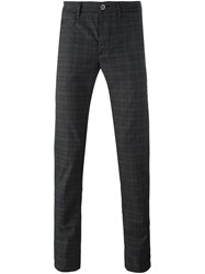 Re Hash Slim Fit Trousers Grey