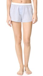 Morgan Lane Teddy Pj Shorts Powder