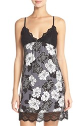 Women's Pj Salvage 'Black Night' Chemise