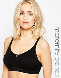 Hotmilk My Necessity Nursing Bra Black