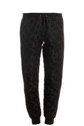 3.1 Phillip Lim Leopard Jogging Trousers