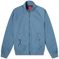 Baracuta G9 Original Harrington Jacket Blue