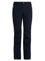 Toni Sailer Martha Flared Ski Trousers Navy