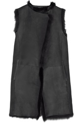 Theory Shearling Gilet
