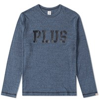 Head Porter Plus Long Sleeve Plus Tee Blue