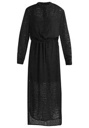 Sisley Maxi Dress Black