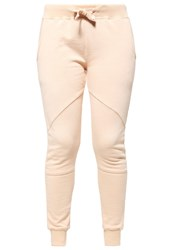 Bik Bok Shorty Tracksuit Bottoms Nude Beige