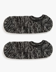 Anonymous Ism Boucle Shoes In Black