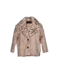 Thakoon Coats And Jackets Fur Outerwear Women
