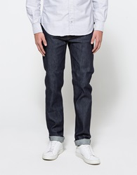 A.P.C. Petit New Standard Stretch Indigo