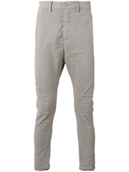 Poeme Bohemien Classic Chinos Grey