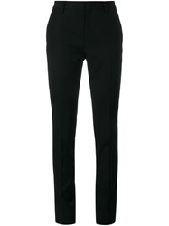 Saint Laurent 'Iconic Le Smoking' Tuxedo Trousers Black