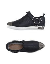 Jeffrey Campbell Footwear Low Tops And Trainers Women Black