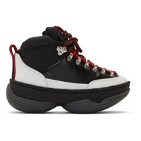 Alexander Wang Black A1 Hiker Sneakers