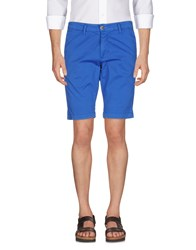 Squad Squad2 Trousers Bermuda Shorts Bright Blue