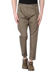 Messagerie Casual Pants Cocoa