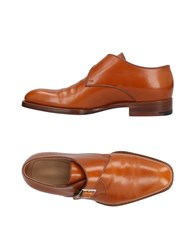 Arfango Loafers Tan
