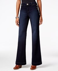 Styleandco. Style Co. Petite Mariner Rinse Wash Bootcut Jeans Only At Macy's