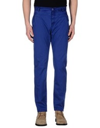 Pepe Jeans Casual Pants Bright Blue