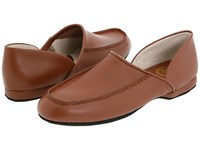 L.B. Evans Chicopee Tan Men's Slippers
